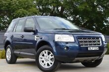 2009 Land Rover Freelander 2 LF 09MY Td4 SE Blue Auto Sports Mode Wagon Burwood Burwood Area Preview