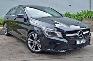 2015 Mercedes-Benz CLA200 Black Sports Automatic Dual Clutch Wagon Burwood Whitehorse Area Preview