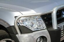 2007 Mitsubishi Pajero NS R Silver 5 Speed Sports Automatic Hardtop Cannington Canning Area Preview