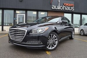 2015 Hyundai Genesis NAVI/CAM/LEATHER/PANO ROOF/AWD Luxury