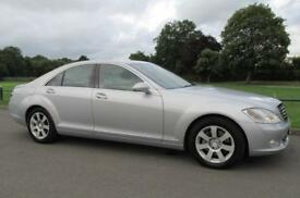 2007 (57) Mercedes-Benz S320 3.0TD 7G-Tronic S320 CDi ***FINANCE AVAILABLE***