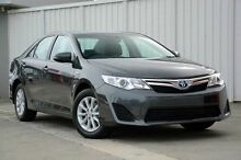 2014 Toyota Camry AVV50R Hybrid H Graphite 1 Speed Constant Variable Sedan Upper Ferntree Gully Knox Area Preview