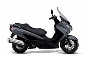2018 Suzuki BURGMAN 200 (UH200) Road Bike 200cc Ringwood Maroondah Area Preview