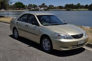 2003 Toyota Camry ACV36R Altise Gold 4 Speed Automatic Sedan Croydon Burwood Area Preview