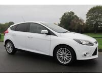 2013 (13) Ford Focus 1.6TDCi (115ps) Zetec ***FINANCE AVAILABLE***