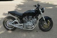 Street fighter/ cafe racer project