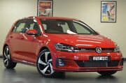 2017 Volkswagen Golf 7.5 GTi Tornado Red Manual Hatchback North Willoughby Willoughby Area Preview