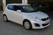 2014 Suzuki Swift FZ MY14 GL 4 Speed Automatic Hatchback Brompton Charles Sturt Area Preview