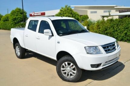 2015 Tata Xenon 4x4 Dual Cab Pick-up Arctic White 5 Speed Manual Dual Cab Garbutt Townsville City Preview