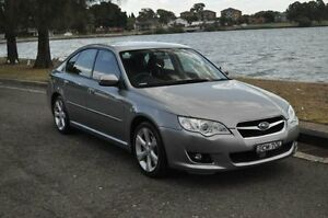 2007 Subaru Liberty MY07 2.0R (Sat) Grey 6 Speed Manual Sedan Croydon Burwood Area Preview