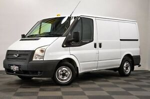 2012 Ford Transit VM 280 Low Roof SWB White 6 Speed Manual Van Edgewater Joondalup Area Preview
