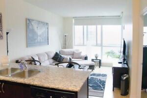 Great Suite With 9Ft Ceilings, 2 Washrooms And A Den