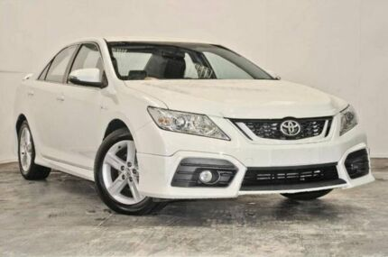 2013 Toyota Aurion GSV50R Sportivo SX6 White 6 Speed Auto Seq Sportshift Sedan Mount Gravatt Brisbane South East Preview