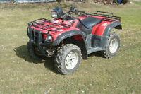 Honda Rubicon for sale
