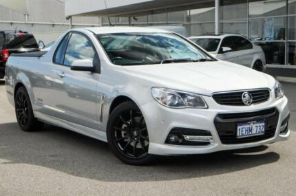 2013 Holden Ute VF MY14 SS V Ute Nitrate 6 Speed Manual Utility Glendalough Stirling Area Preview