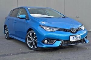 2015 Toyota Corolla Blue Manual Hatchback Cranbourne Casey Area Preview