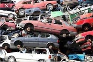 Top dollar paid for scrap autos 226 378 1962