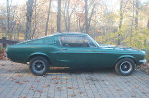WANTED: 1967-68 Ford Mustang Fastback