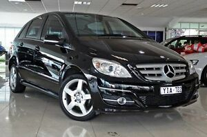 2011 Mercedes-Benz B180 W245 MY11 Black 1 Speed Constant Variable Hatchback Dandenong Greater Dandenong Preview