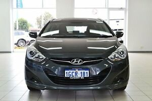 2014 Hyundai i40 VF 2 Upgrade Active Stone Grey 6 Speed Automatic Wagon Morley Bayswater Area Preview