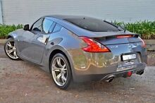 2011 Nissan 370Z  Grey Manual Coupe Burwood Whitehorse Area Preview