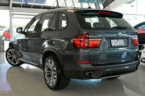 2012 BMW X5 E70 MY12 xDrive30d Steptronic Grey 8 Speed Sports Automatic Wagon Dandenong Greater Dandenong Preview