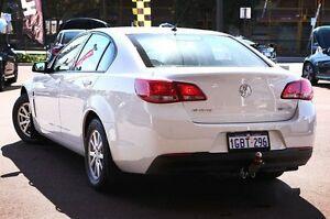 2015 Holden Commodore VF MY15 Evoke Heron White 6 Speed Sports Automatic Sedan Northbridge Perth City Area Preview