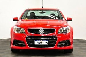 2014 Holden Ute VF MY14 SS Ute Red 6 Speed Manual Utility Edgewater Joondalup Area Preview