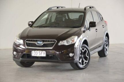 2012 Subaru XV G4-X MY12 2.0i Lineartronic AWD Red 6 Speed Constant Variable Wagon Robina Gold Coast South Preview