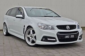 2015 Holden Commodore VF MY15 SS Sportwagon Storm White 6 Speed Sports Automatic Wagon Dandenong Greater Dandenong Preview