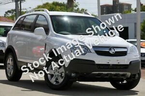 2010 Holden Captiva CG MY10 5 Olympic White 5 Speed Manual Wagon South Grafton Clarence Valley Preview