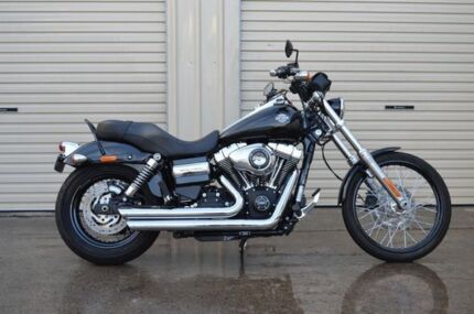 2014 Harley-Davidson FXDWG Wide Glide 1700CC Cruiser 1690cc Maroochydore Maroochydore Area Preview