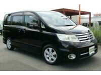 2009 NISSAN SERENA 2.0 HIGHWAY STAR AUTO 7 & 8 SEATER MPV (Y92) ARRIVED