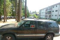 1996 GMC Jimmy SUV, Crossover