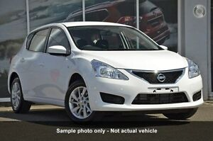 2016 Nissan Pulsar C12 Series 2 ST Polar White 1 Speed Constant Variable Hatchback Beaudesert Ipswich South Preview