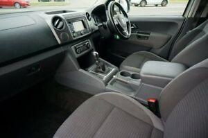 2014 Volkswagen Amarok 2H MY14 TDI420 4Motion Perm Highline Beige 8 Speed Automatic Utility