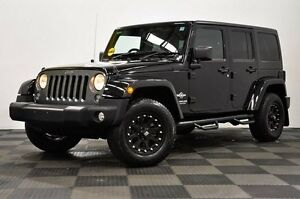 2014 Jeep Wrangler JK MY2014 Unlimited Freedom Black 5 Speed Automatic Softtop Edgewater Joondalup Area Preview