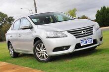 2013 Nissan Pulsar B17 ST-L Brilliant Silver 1 Speed Constant Variable Sedan Wangara Wanneroo Area Preview