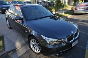 2009 BMW 530D E60 Grey Sports Automatic Sedan Margate Redcliffe Area Preview
