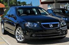 2011 Holden Calais VE II V Sportwagon Black 6 Speed Sports Automatic Wagon Upper Ferntree Gully Knox Area Preview