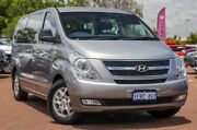 2015 Hyundai iMAX TQ3-W Series II MY16 Silver 4 Speed Automatic Wagon Wilson Canning Area Preview