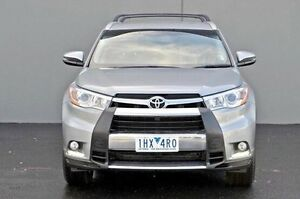 2014 Toyota Kluger Silver Sports Automatic Wagon Cranbourne Casey Area Preview