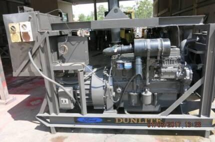 GENERATOR 35 K.V.A. Karrabin Ipswich City Preview