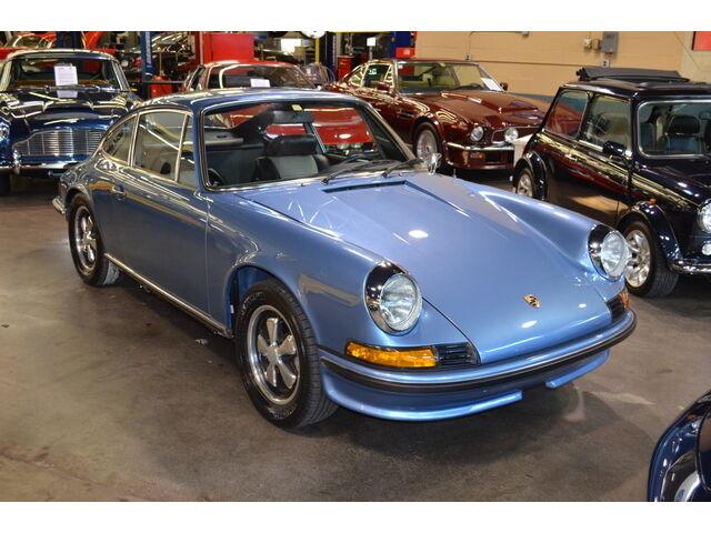 Image 1 of Porsche: 911 S Blue