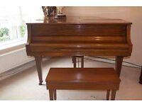 Danneman Baby Grand Piano