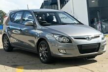 2012 Hyundai i30 FD MY11 Trophy Steel 5 Speed Manual Hatchback Upper Ferntree Gully Knox Area Preview