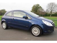 2008 (08) Vauxhall/Opel Corsa 1.3CDTi 16v ( 75ps ) Club Spares or Repair