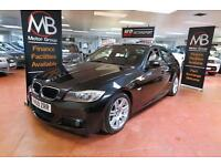 2009 BMW 3 SERIES 318d M SPORT 6 Speed Diesel