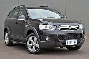 2013 Holden Captiva CG MY13 Black 6 Speed Sports Automatic Wagon Cranbourne Casey Area Preview