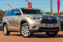 2014 Toyota Kluger GSU55R GX AWD Fawn 6 Speed Sports Automatic Wagon Wangara Wanneroo Area Preview